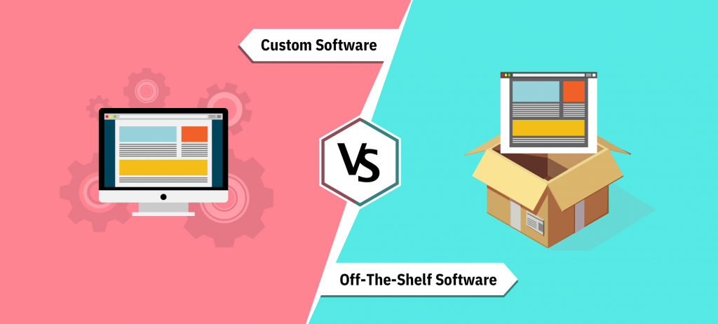 Custom-Software-vs-Off-the-Shelf-Software