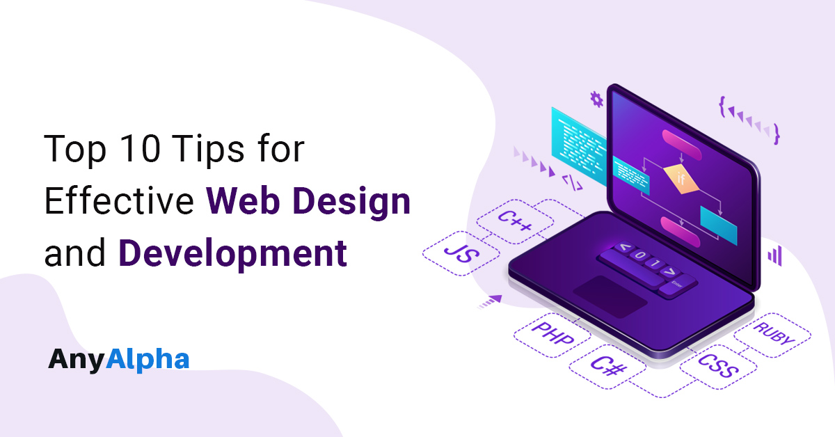 Top 10 Tips for Effective Web Design and Development