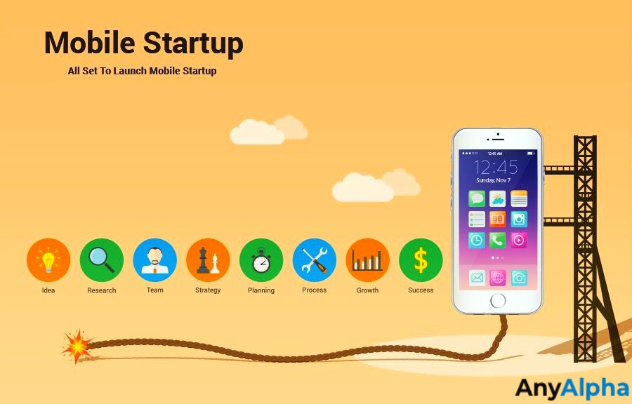 How to Launch a New Mobile App Start-up in 30 Days?