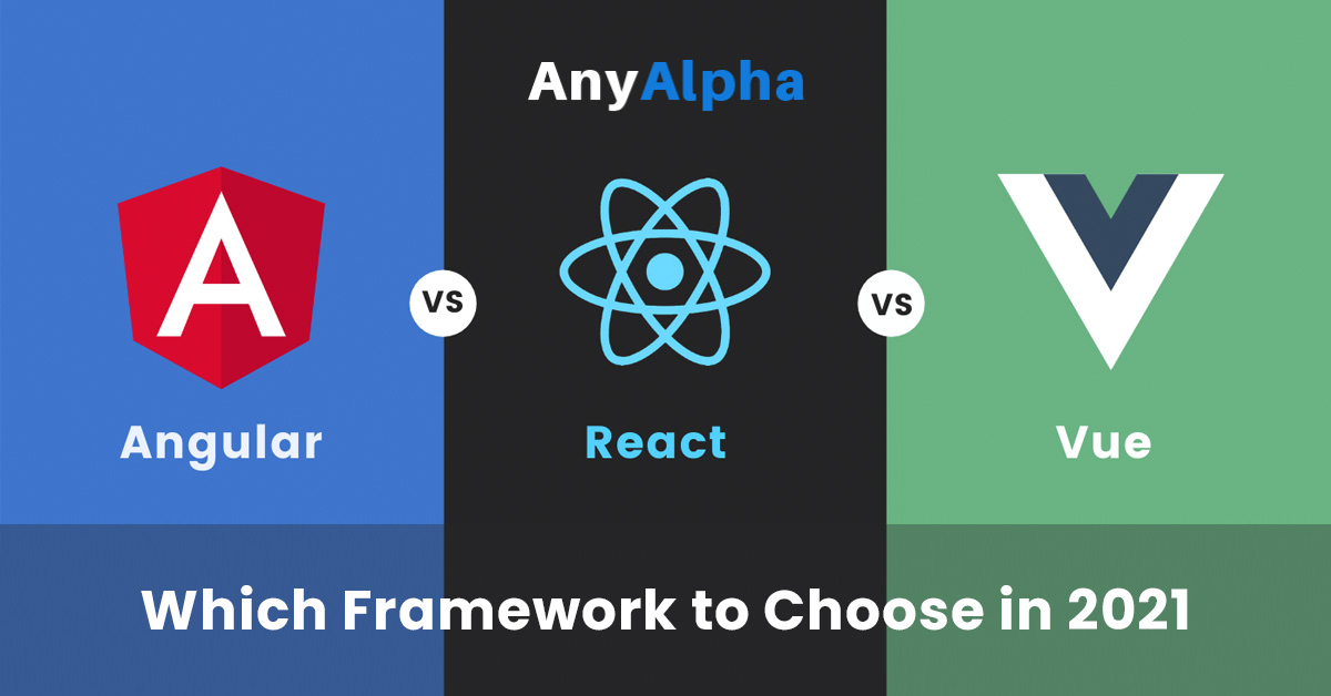 React vs Angular vs Vue Which Framework to Choose