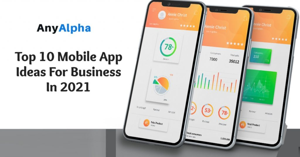 Top 10 Mobile App Ideas For Business In 2021